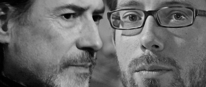 Felix Philipp Ingold und Raphael Urweider