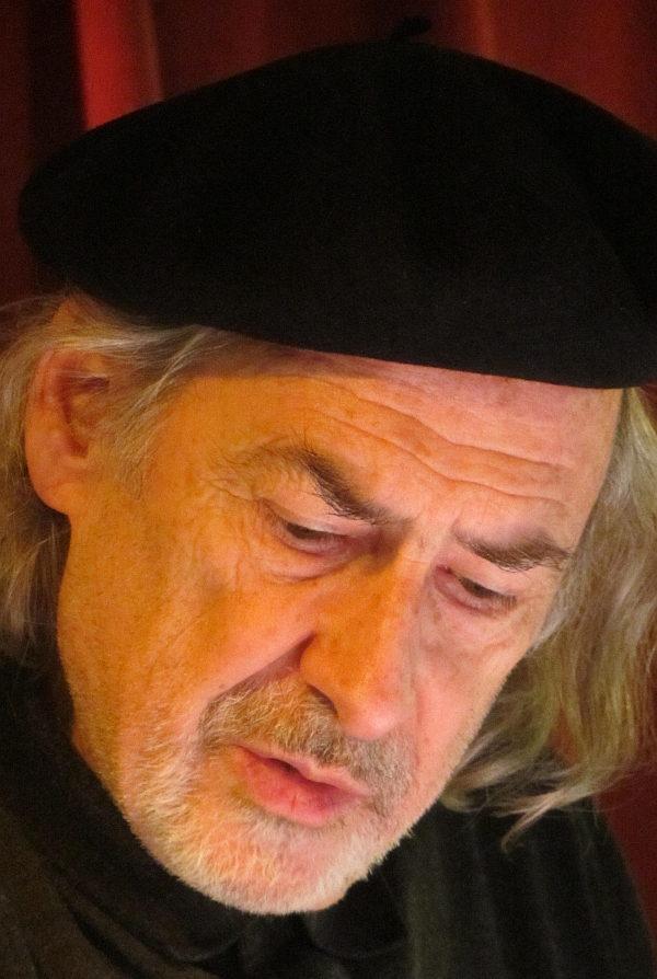 Felix Philipp Ingold. Greifswald November 20133