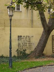 Ein Gedicht von Jan Skacel