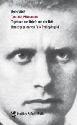 Boris Vildé, Trost der Philosophie